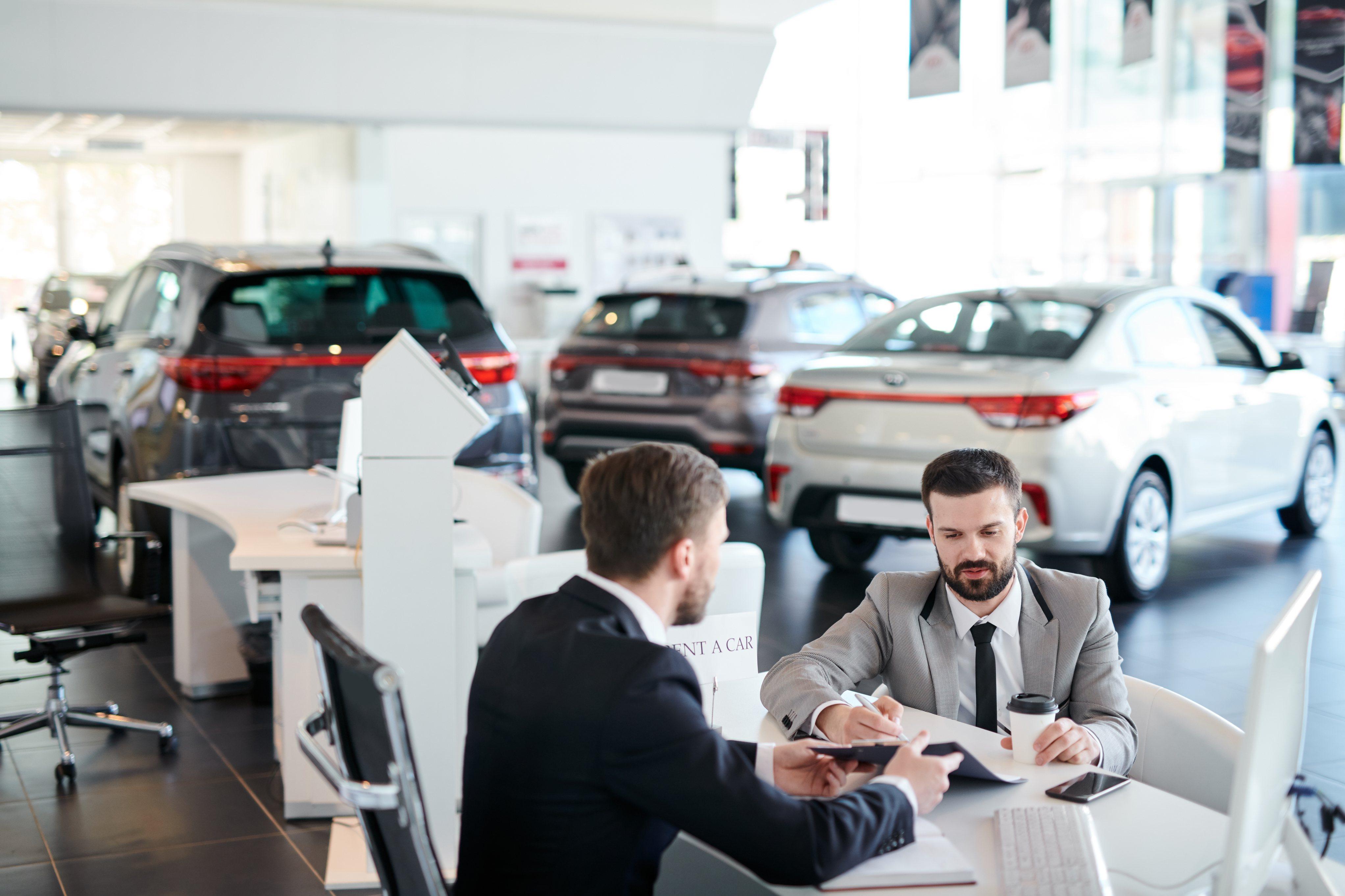 concesionario venta vehiculos